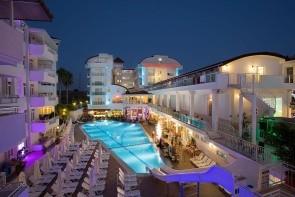 Merve Sun Hotel Und Spa