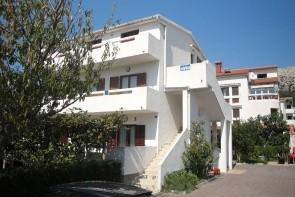 Anabella Apartmanház - Baska