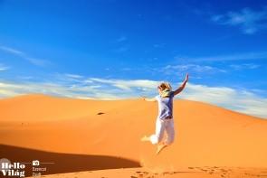 Marokkó, Szállás Riadokban