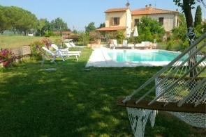 Casa Clanis (Foiano Della Chiana)