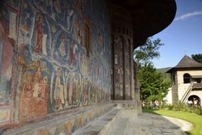Máramaros, Bukovina és moldvai kolostorok