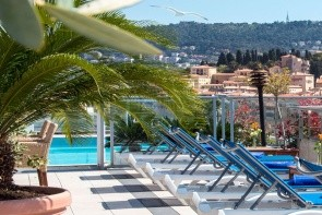 Hotel Aston La Scala****- Nizza