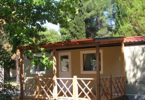 Baško Polje bungalók