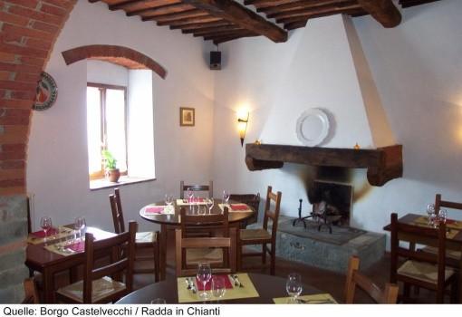 Borgo di Castelvecchi (Radda in Chianti)