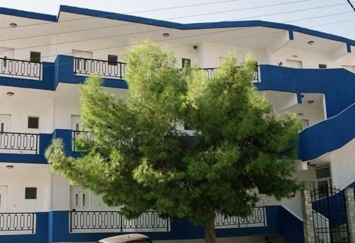 Athene apartmanok