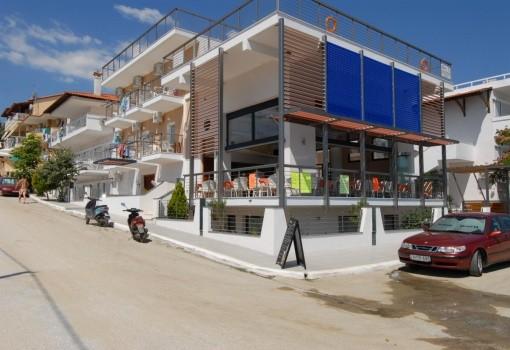 Blue Sarti Apartman