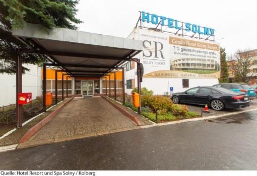 Resort und Spa Solny (Kolberg)