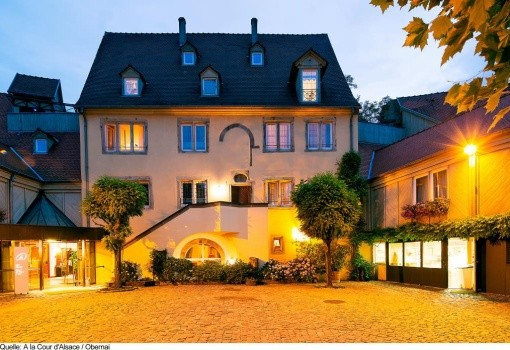 La Cour d'Alsace (Obernai)