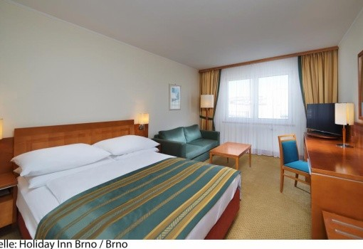 Holiday Inn Hotel Brno