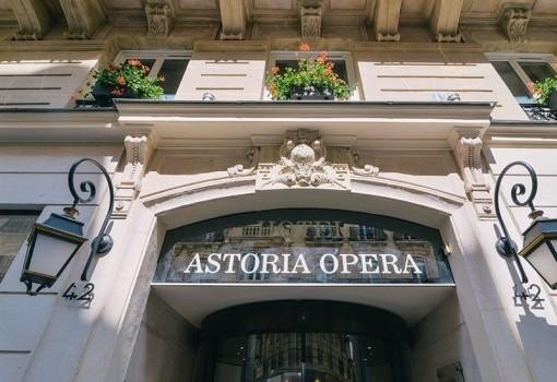 Astoria Astotel (Paris Opéra und Umg.)