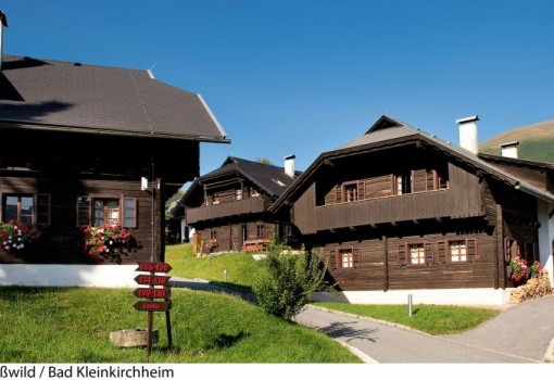Feriendorf Oberkirchleitn