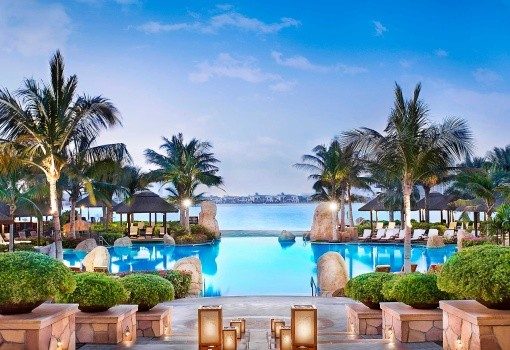 Sofitel Dubai The Palm Resort & Spa & Luxury Apartments
