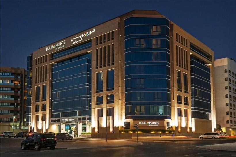 Four Points Sheraton Downtown Dubai