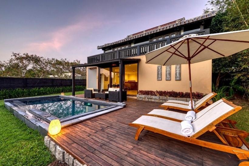 Cham Villas Boutique Luxury Resort