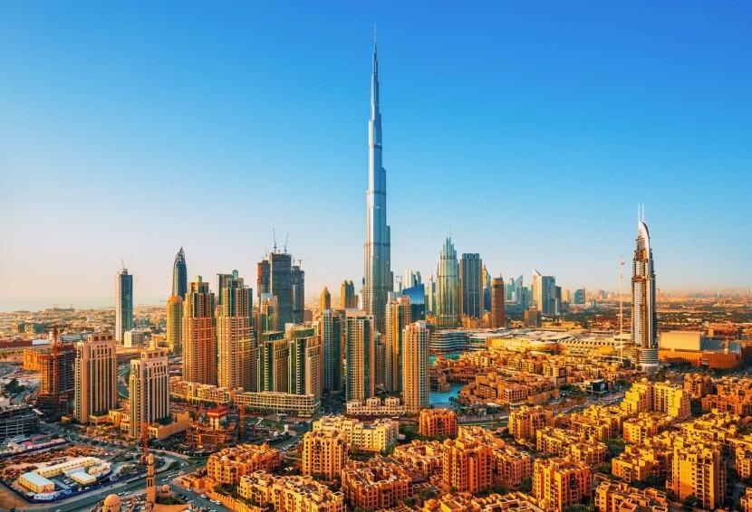 Burdzs Kalifa, Dubaj