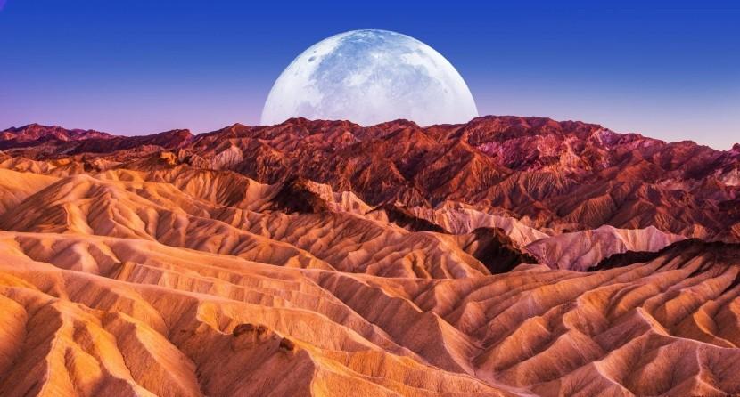 Death Valley, Kalifornia, USA