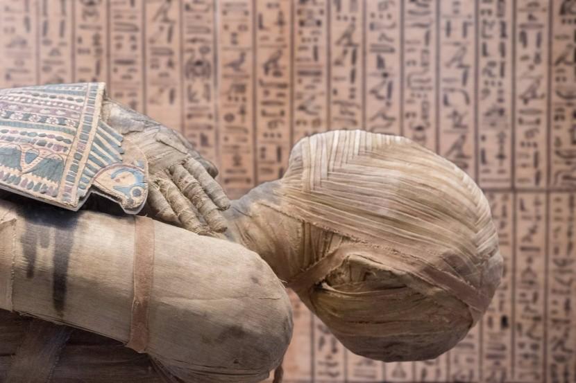 Egyiptomi múmia