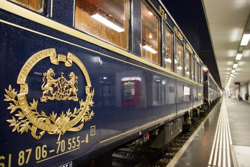 Orient Expressz híres vonat