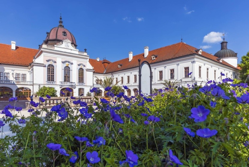 Grassalkovich-kastély Gödöllő