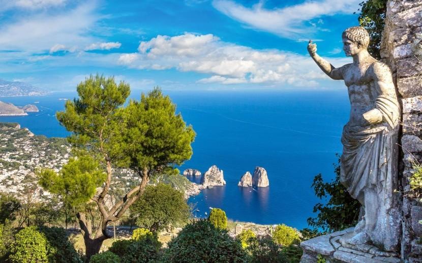 Capri szigete