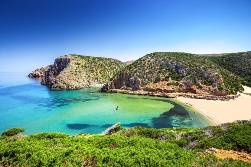 Szardínia csodás szigete
