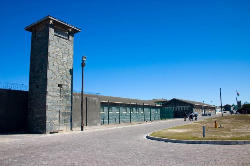Robben Island, börtön