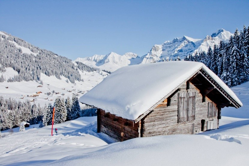 Berner Oberland, svájci Alpok
