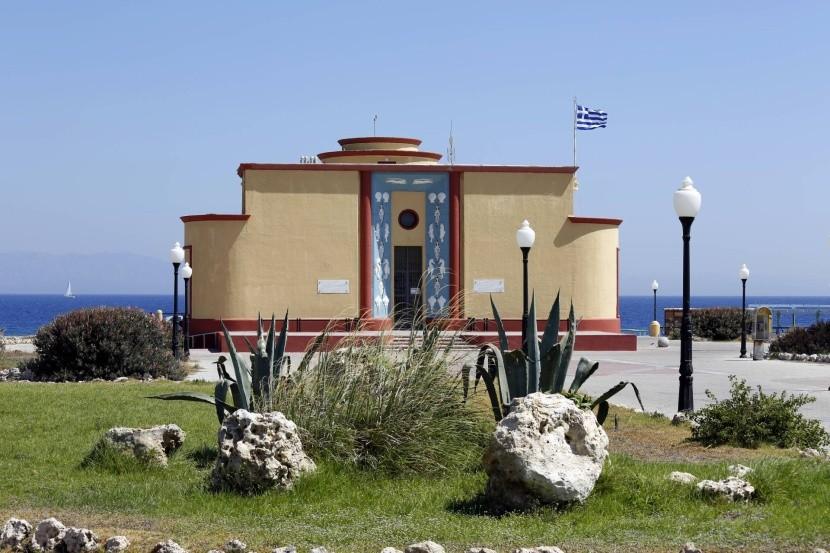 Akvárium Rodoszon Görögország
