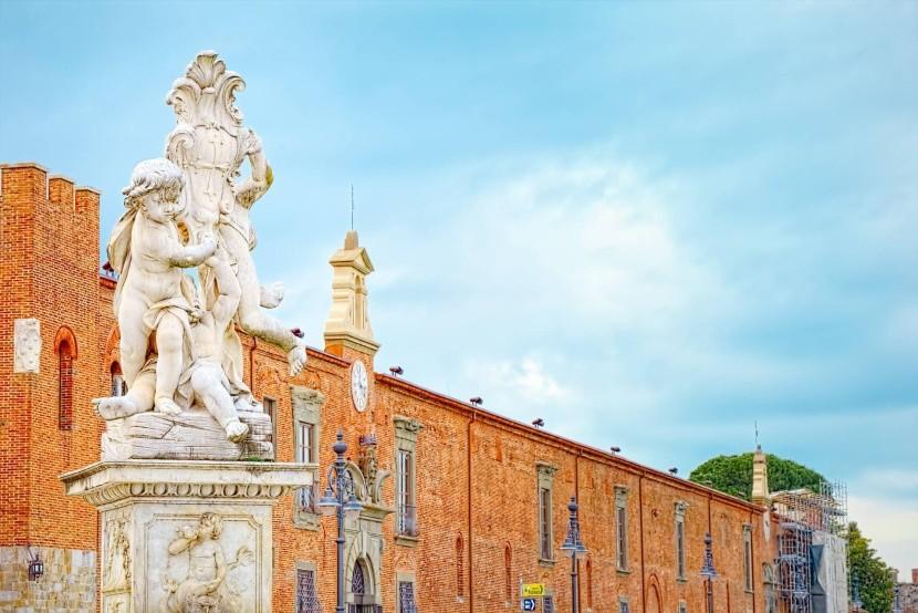 Sinopie múzeum, Pisa, Olaszország