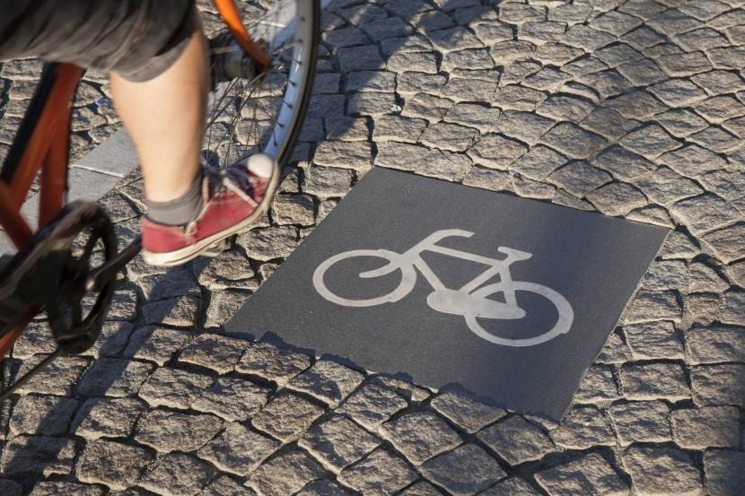 közlekedés bicikli infrastruktúra kerékpár sá