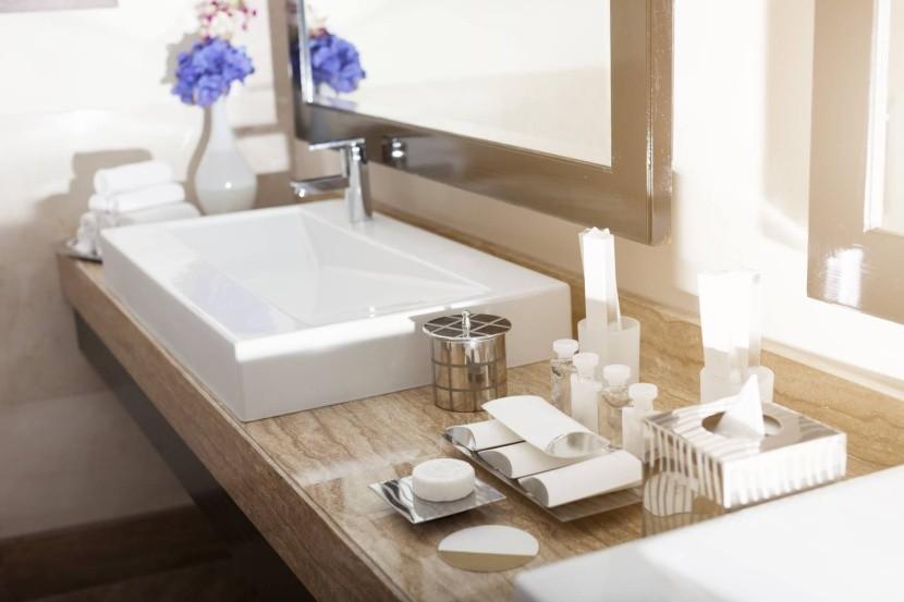ideális szálloda fürdőszoba kozmetikumok