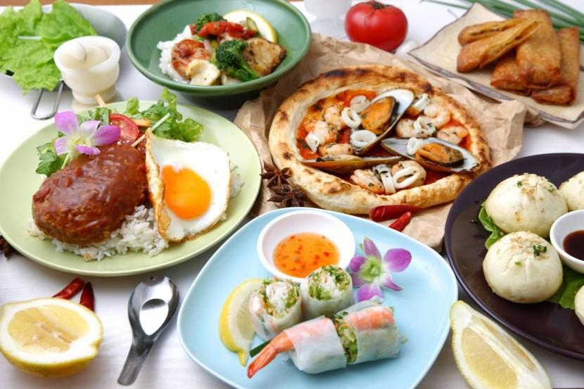új ízvilág gasztronómia étel különlegességek