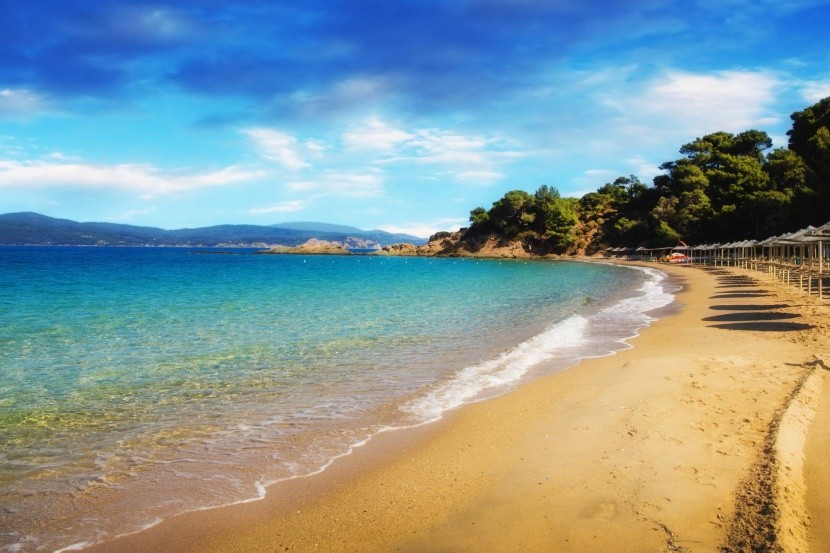 Banana Beach, Skiathos
