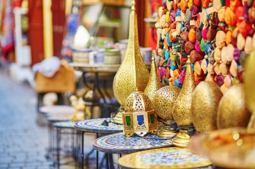 Marokkói piac