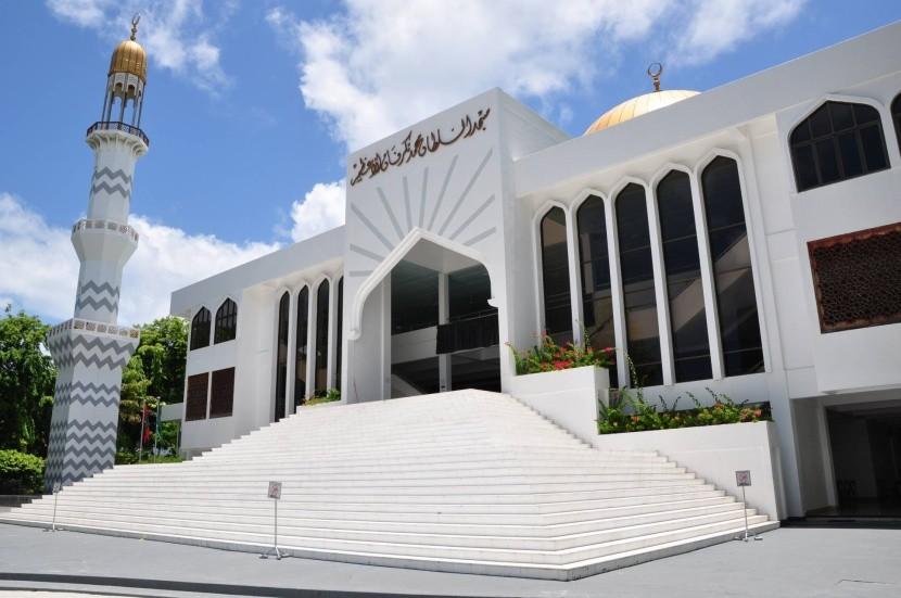 Péntek mecset Maléban