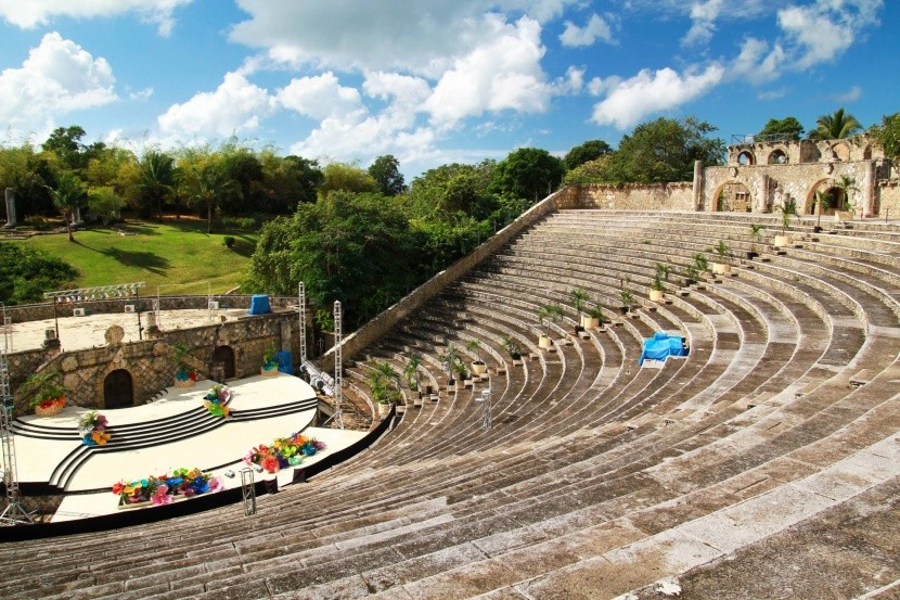 Amfiteátrum, Altos de Chavon