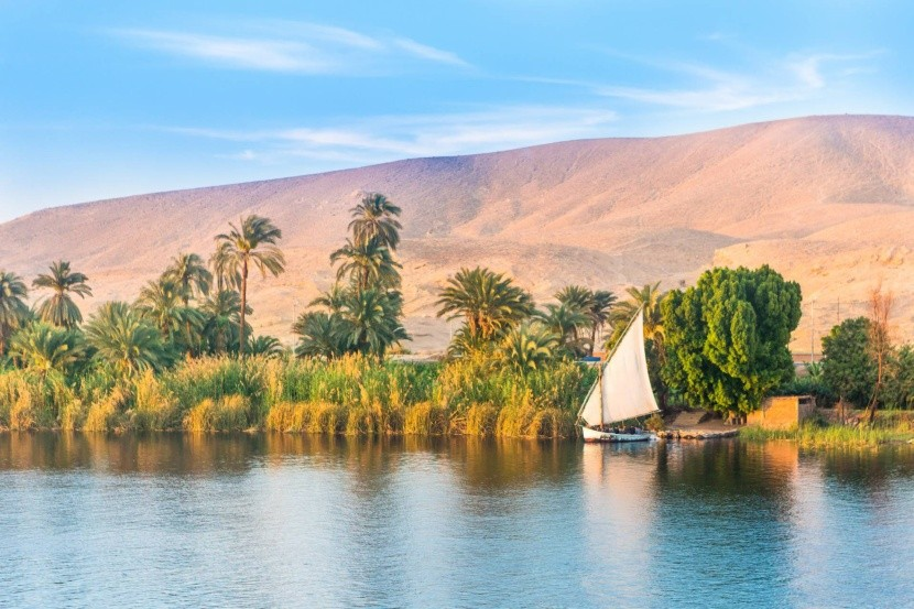 Hajózás a Níluson