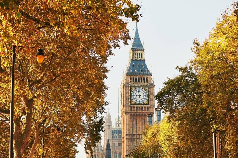 London ősszel