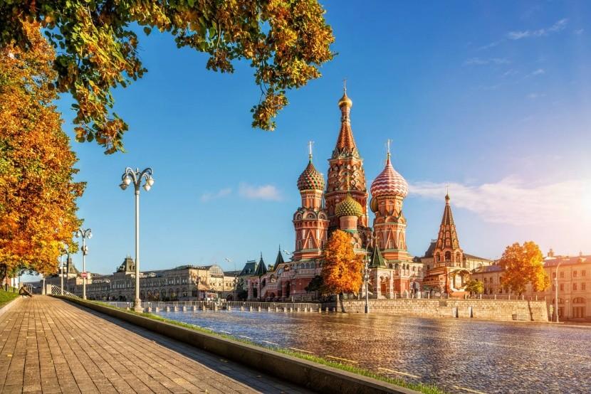 Moszkva ősszel