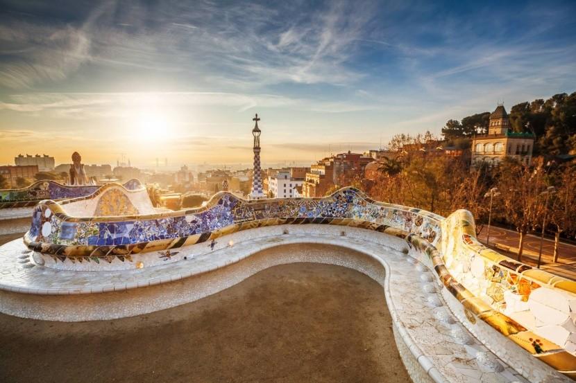 Barcelona ősszel