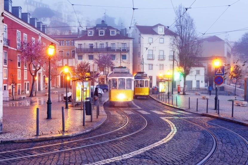Lisszabon ősszel
