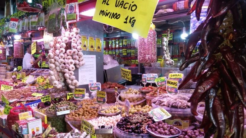 Malaga, piac