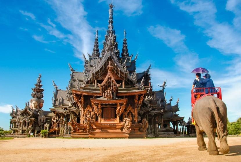 Thaiföld igazi turistaparadicsom