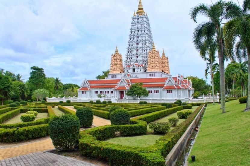 Wat Yansangwararam templom