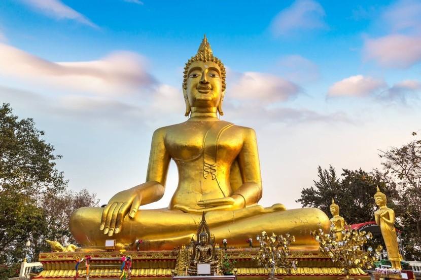 Big Buddha a Prha Tamon