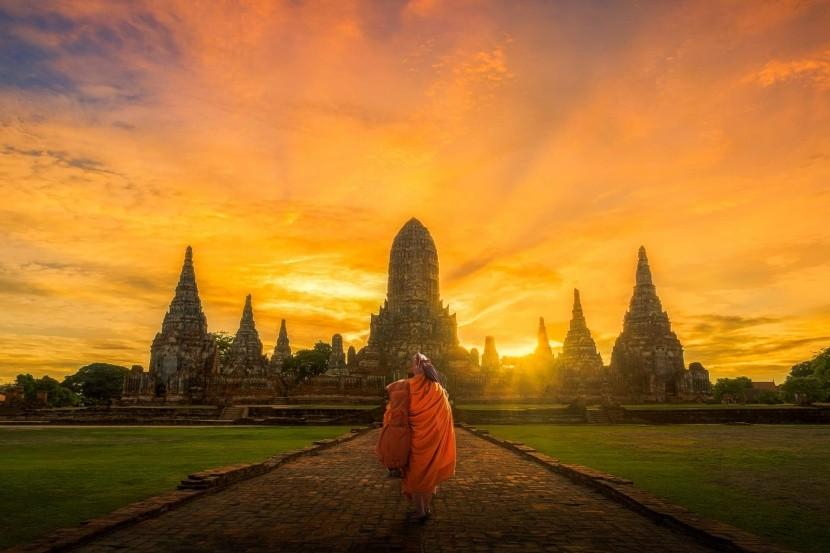 Ayutthaya, Thaiföld