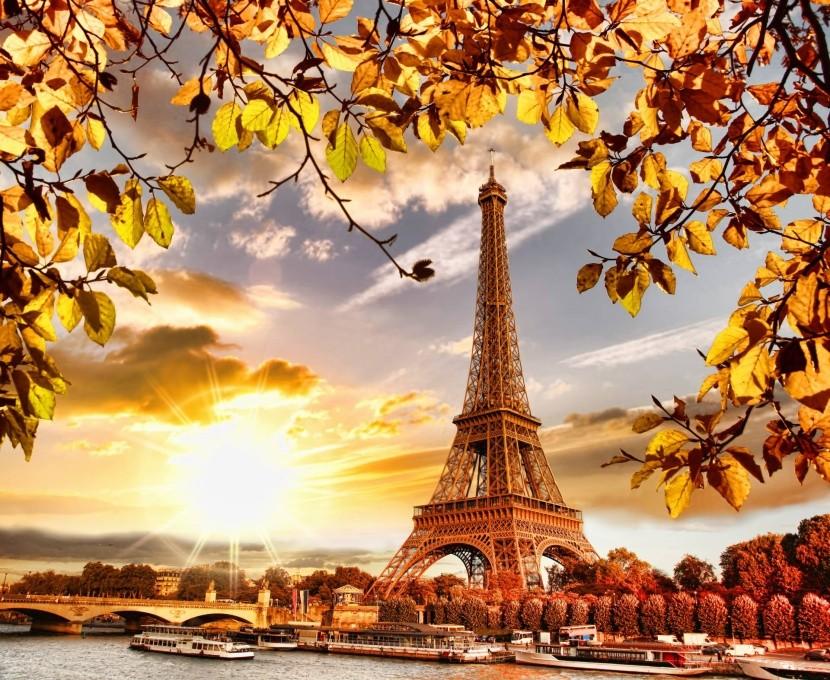 Párizs minden évszakban szép