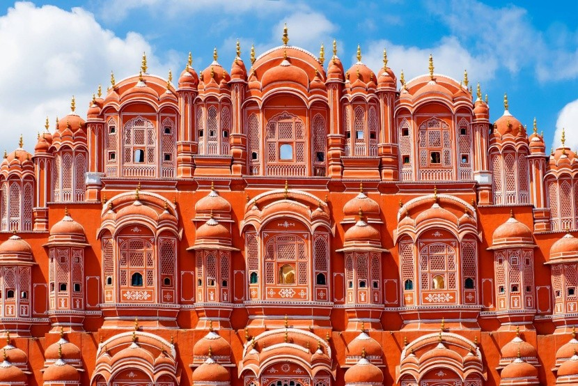 Dzsajpur, India