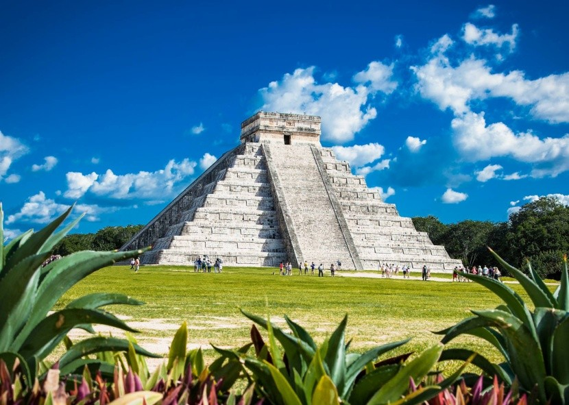 Chichén Itzá (Yucatán, Mexikó)