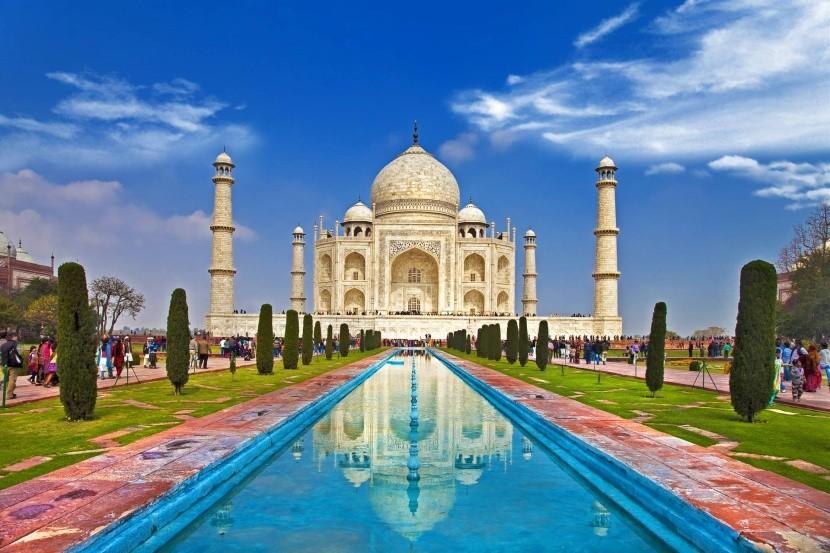 Tádzs Mahal (Agra, India)